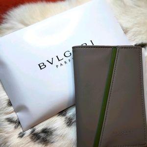 Bvlgari Parfums Passport Cover